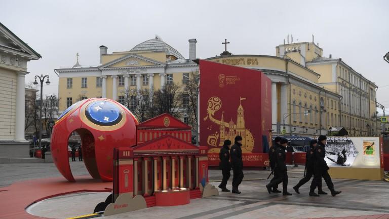 Продажбатана алкохол по време на Мондиал 2018 в Русия ще