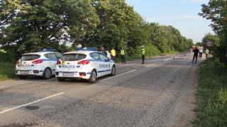 Верижна катастрофа с 4 коли на пътя София - Варна