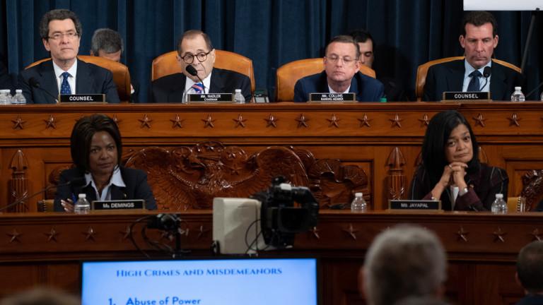Председателят на комисия към Конгреса на САЩ, която води разследването
