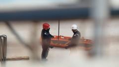 Арматура затрупа строители в София