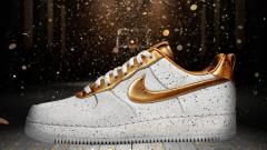 Nike пусна златни маратонки