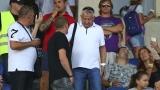 Крушарски: Не ме бройте за мача с Лудогорец