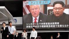 Тръмп очаква скоро нова среща с Ким
