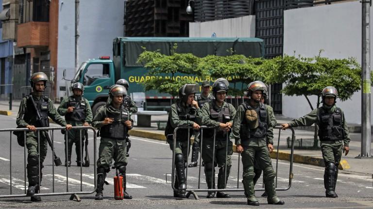 """Венецуела обяви заплахата за военна намеса на Тръмп за """"лудост"""""""