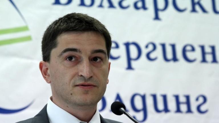 Иван Йончев сменя Петър Илиев като изпълнителен директор на НЕК