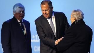 Циркове на мирната конференция за Сирия в Русия, Лавров апострофиран