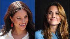 С какво Меган е по-различна от Кейт