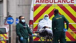 Блокадата в Англия ограничи разпространението на COVID-19