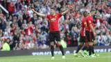 Манчестър Юнайтед и отборът на звездите завършиха 2:2