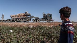 191 хил. души напуснали домовете си заради офанзивата на Турция в Сирия