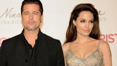 Защо се помириха Брад Пит и Анджелина Джоли
