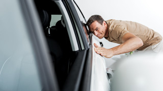 Мъжете, които кръщават колите си