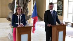 Екатерина Захариева: Да не допускаме ново затваряне на границите в ЕС