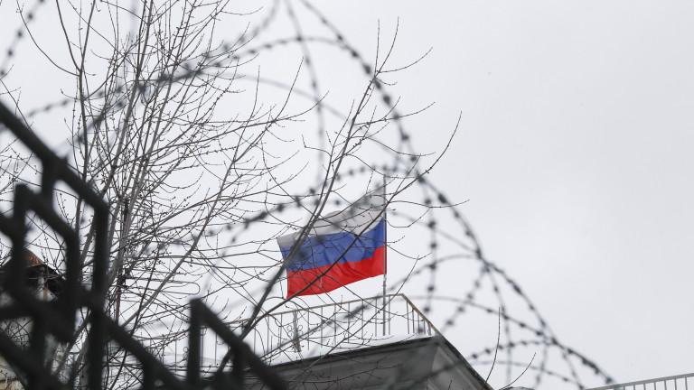 Русия завърши строителството на високотехнологична ограда по границата на Крим