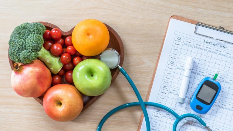 Плодовете и зеленчуците - най-добрата защита от диабет