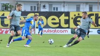 Верея - Левски 0:2, втори гол на Паулиньо