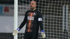 Николай Михайлов става резерва в Левски