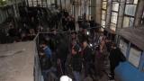 """Гладуващите миньори от """"Бабино"""" излязоха от рудника, изплащат заплатите им"""