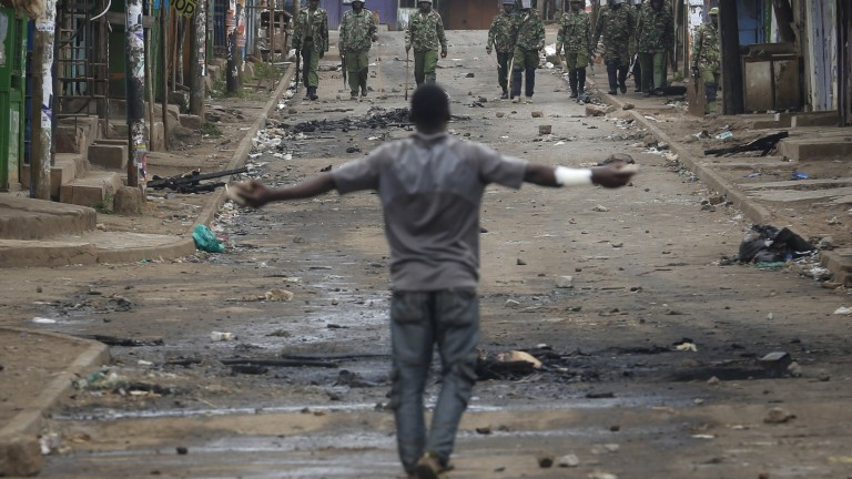 9 загинали при протести в Кения