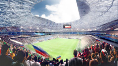 Стадионите в Русия стават крепости, ще бъдат по-строго охранявани и от летищата