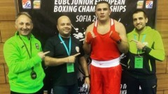Кирил Борисов ще се бори за златото на Европейското по бокс