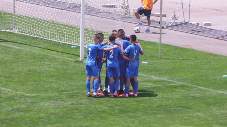 Левски U17 завърши сезона с победа над връстниците от Локомотив (Пловдив)