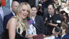 Арестуваха порноактрисата Сторми Дениълс