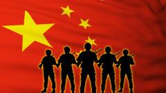 Какво се случва, ако войник напусне китайската армия