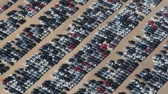 73% срив на продажбите на нови автомобили в България