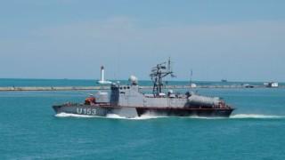 Нов катер получи Мариуполския отряд  на Украйна за охрана в Азовско море