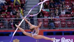 Бухалките изпратиха временно Катрин Тасева на второто място в многобоя на Световната купа