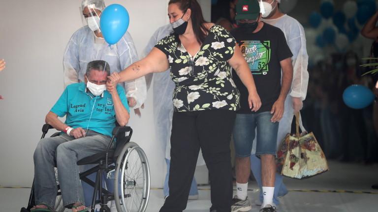 Бразилия с 28 378 случая и 869 починали от коронавирус