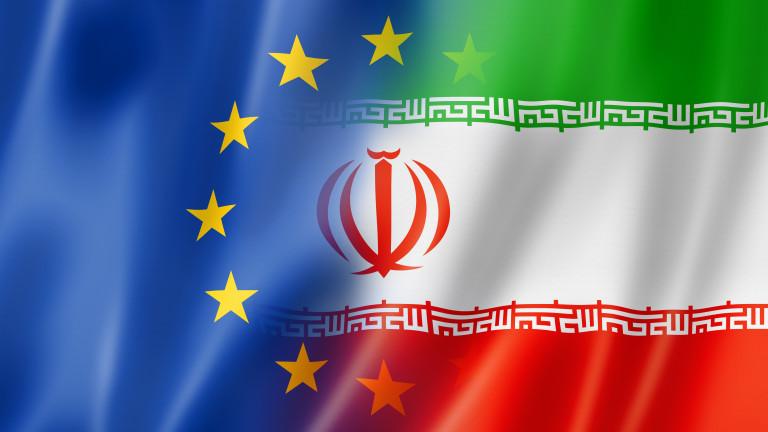 Европа отхвърли призива на Тръмп за прекратяване на ядрената сделка с Иран