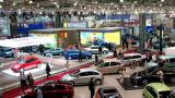 20-ия юбилеен Автомобилен салон София отвори врати днес