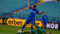 Давиде Мариани се завръща в титулярния състав на Левски