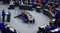 Прекратете офанзивата, призова Меркел Турция