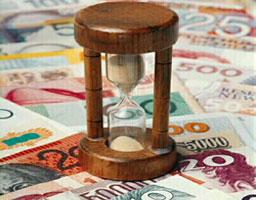 Нетните активи на пенсионните фондове с отрицателен прираст