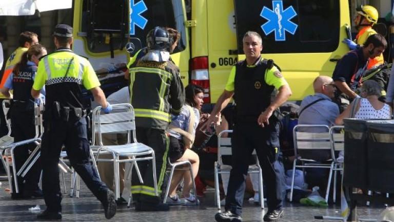Най-малко четирима атентатори са били убити при акцията на полицията