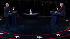 Вторият дебат Тръмп-Байдън ще е виртуален