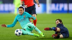 НА ЖИВО: ПСЖ - Барселона, парижани мачкат испанския колос!