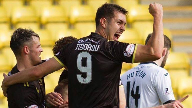 Николай Тодоров с поредно признание в Шотландия