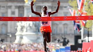 Кениецът Елиуд Кипчоге счупи световния рекорд на маратон в Берлин