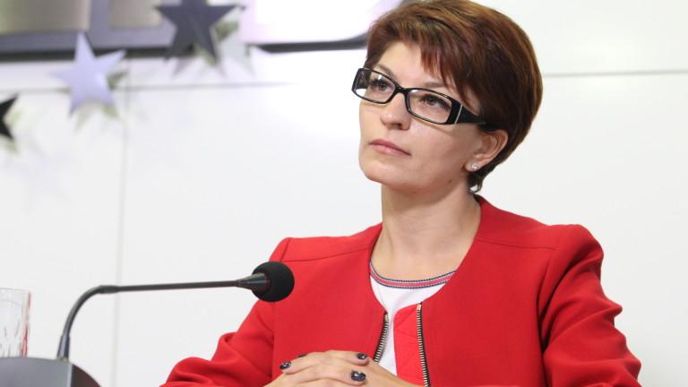 Ще спечелим изборите, защото си спазихме обещанията, убедена Десислава Атанасова