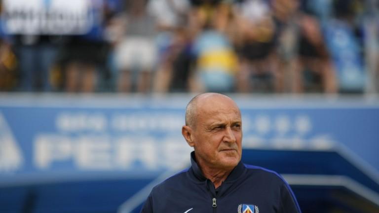 Фоджа пожела Делио Роси за старши-треньор