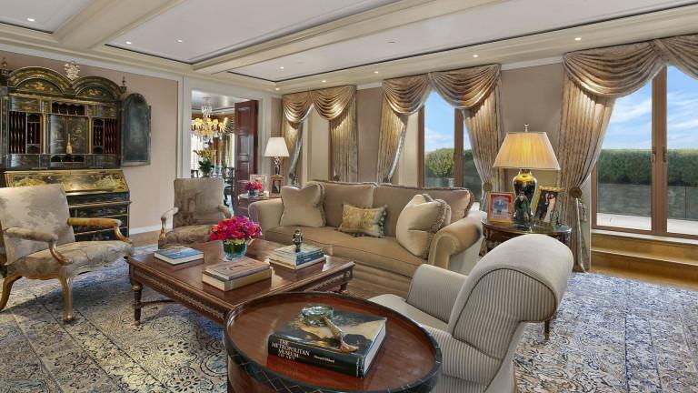 Снимка: Луксозен имот в Ню Йорк само с една спалня, но колкото цял апартамент, се продава за $40 милиона