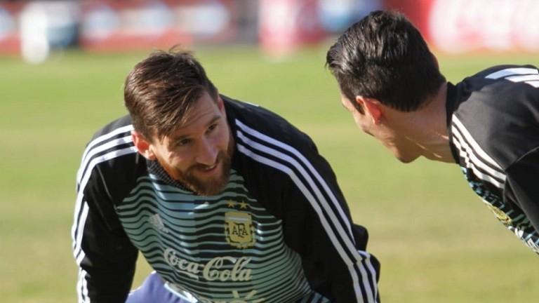 Най-голямата звезда и капитан на Аржентина Лионел Меси заяви, че