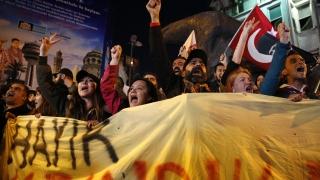 В Турция подгониха левичари, участвали в протестите срещу референдума