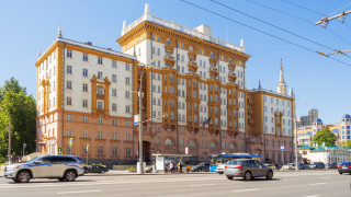 САЩ: Русия отлага забраната за американското посолство да наема чуждестранен персонал