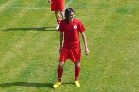 17-годишен сърбин пристигна в ЦСКА на проби