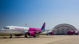 Wizz Air спира полетите до 8 дестинации от София и Варна